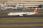 uhfxさんが、羽田空港で撮影したフィリピン航空 A321-231の航空フォト(飛行機 写真・画像)