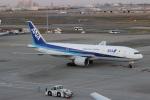 uhfxさんが、羽田空港で撮影した全日空 777-281/ERの航空フォト(写真)