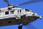 take_2014さんが、厚木飛行場で撮影したアメリカ海軍 MH-60S Knighthawk (S-70A)の航空フォト(写真)