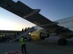 maixxさんが、マドリード・バラハス国際空港で撮影したブエリング航空 A320-214の航空フォト(写真)