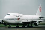 ATOMさんが、新千歳空港で撮影した日本航空 747-146B/SR/SUDの航空フォト(飛行機 写真・画像)