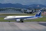 Gambardierさんが、名古屋飛行場で撮影した全日空 A320-211の航空フォト(写真)