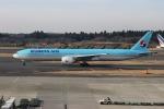 uhfxさんが、成田国際空港で撮影した大韓航空 777-3B5/ERの航空フォト(飛行機 写真・画像)