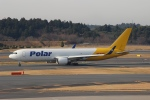 uhfxさんが、成田国際空港で撮影したアトラス航空 767-3JHF(ER)の航空フォト(飛行機 写真・画像)