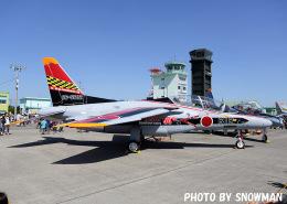 浜松基地 - Hamamatsu Airbase [RJNH]で撮影された航空自衛隊 - Japan Air Self-Defense Force 32SQの航空機写真
