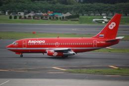 raiing727さんが、成田国際空港で撮影したサハリン航空 737-2J8/Advの航空フォト(飛行機 写真・画像)