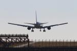 kuxiuxingさんが、羽田空港で撮影した全日空 767-381の航空フォト(写真)