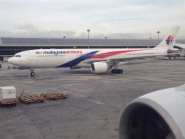 AIR JAPONさんが、クアラルンプール国際空港で撮影したマレーシア航空 A330-323Xの航空フォト(飛行機 写真・画像)