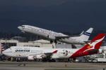 LAX Spotterさんが、ロサンゼルス国際空港で撮影したユナイテッド航空 737-924/ERの航空フォト(写真)
