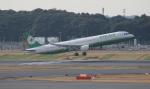 uhfxさんが、成田国際空港で撮影したエバー航空 A321-211の航空フォト(飛行機 写真・画像)