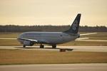 snow_shinさんが、クライストチャーチ国際空港で撮影したニュージーランド航空 737-3U3の航空フォト(写真)