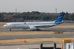 uhfxさんが、成田国際空港で撮影したガルーダ・インドネシア航空 A330-343Eの航空フォト(飛行機 写真・画像)