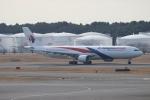 uhfxさんが、成田国際空港で撮影したマレーシア航空 A330-323Xの航空フォト(飛行機 写真・画像)