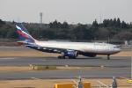 uhfxさんが、成田国際空港で撮影したアエロフロート・ロシア航空 A330-243の航空フォト(飛行機 写真・画像)