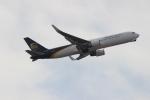 uhfxさんが、成田国際空港で撮影したUPS航空 767-34AF/ERの航空フォト(飛行機 写真・画像)