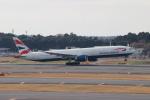 uhfxさんが、成田国際空港で撮影したブリティッシュ・エアウェイズ 777-36N/ERの航空フォト(飛行機 写真・画像)