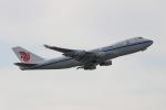 uhfxさんが、成田国際空港で撮影した中国国際貨運航空 747-4FTF/SCDの航空フォト(飛行機 写真・画像)