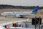 uhfxさんが、成田国際空港で撮影したガルーダ・インドネシア航空 A330-243の航空フォト(飛行機 写真・画像)