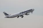 uhfxさんが、成田国際空港で撮影したフィンエアー A330-302Xの航空フォト(飛行機 写真・画像)