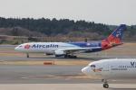 uhfxさんが、成田国際空港で撮影したエアカラン A330-202の航空フォト(写真)