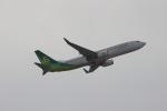 uhfxさんが、成田国際空港で撮影した春秋航空日本 737-81Dの航空フォト(飛行機 写真・画像)