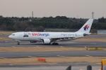 uhfxさんが、成田国際空港で撮影したマレーシア航空 A330-223Fの航空フォト(写真)