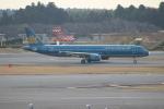uhfxさんが、成田国際空港で撮影したベトナム航空 A321-231の航空フォト(飛行機 写真・画像)