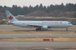 uhfxさんが、成田国際空港で撮影したエア・カナダ 767-375/ERの航空フォト(飛行機 写真・画像)
