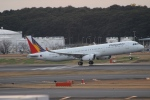 uhfxさんが、成田国際空港で撮影したフィリピン航空 A321-231の航空フォト(飛行機 写真・画像)