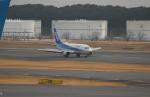 uhfxさんが、成田国際空港で撮影したANAウイングス 737-5L9の航空フォト(飛行機 写真・画像)