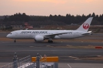 uhfxさんが、成田国際空港で撮影した日本航空 787-8 Dreamlinerの航空フォト(写真)