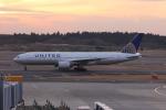 uhfxさんが、成田国際空港で撮影したユナイテッド航空 777-222/ERの航空フォト(写真)