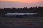 uhfxさんが、成田国際空港で撮影したデルタ航空 777-232/LRの航空フォト(写真)