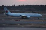 uhfxさんが、成田国際空港で撮影したエア・カナダ 767-375/ERの航空フォト(写真)