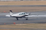 tabi0329さんが、福岡空港で撮影した日本法人所有 A36 Bonanza 36の航空フォト(飛行機 写真・画像)