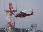 あしゅーさんが、福岡空港で撮影した高知県消防・防災航空隊 AW139の航空フォト(飛行機 写真・画像)