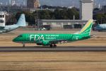 chalk2さんが、名古屋飛行場で撮影したフジドリームエアラインズ ERJ-170-100 SU (ERJ-170SU)の航空フォト(写真)
