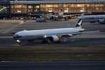 tsubasa0624さんが、羽田空港で撮影したキャセイパシフィック航空 777-367/ERの航空フォト(写真)