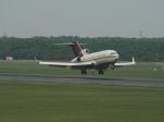 北の熊さんが、新千歳空港で撮影したGordon P. & Ann G. Getty 727-17の航空フォト(写真)