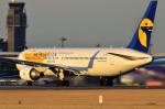 パンダさんが、成田国際空港で撮影したMIATモンゴル航空 767-34G/ERの航空フォト(写真)