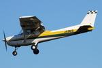 Chofu Spotter Ariaさんが、調布飛行場で撮影した日本個人所有 A150L Aerobatの航空フォト(飛行機 写真・画像)