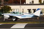 Chofu Spotter Ariaさんが、調布飛行場で撮影した日本法人所有 C33A Debonair  (35-C33A)の航空フォト(飛行機 写真・画像)