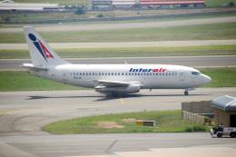 まいけるさんが、O・R・タンボ国際空港で撮影したインターエア 737-201/Advの航空フォト(飛行機 写真・画像)