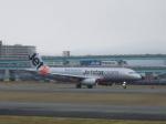 わたくんさんが、福岡空港で撮影したジェットスター・アジア A320-232の航空フォト(写真)