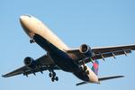 Severemanさんが、静岡空港で撮影したデルタ航空 A330-323Xの航空フォト(写真)