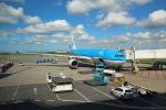 Koenig117さんが、アムステルダム・スキポール国際空港で撮影したKLMオランダ航空 A330-203の航空フォト(写真)