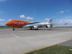北の熊さんが、新千歳空港で撮影したTNT航空 747-4HAF/ER/SCDの航空フォト(写真)