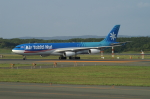 北の熊さんが、新千歳空港で撮影したエア・タヒチ・ヌイ A340-313Xの航空フォト(飛行機 写真・画像)