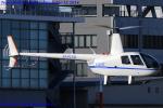 Chofu Spotter Ariaさんが、東京ヘリポートで撮影したディーエイチシー R44の航空フォト(飛行機 写真・画像)