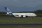 北の熊さんが、新千歳空港で撮影したエアバス A380-861の航空フォト(写真)